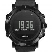 Herren Suunto Essential Altimeter Barometer Kompass Wecker Chronograf Uhr