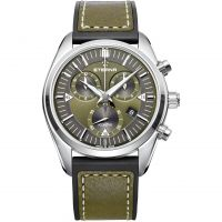 Mens Eterna KonTiki Chronograph Watch