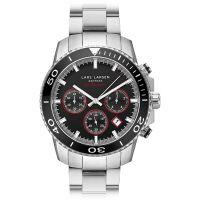 Herren Lars Larsen Chronograph Watch 134SCSB