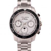 Herren Lars Larsen Chronograf Uhr