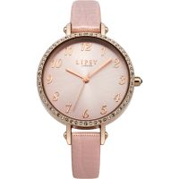 Damen Lipsy Gift Set Watch LP-LP400G