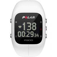Unisexe Polar A300 Bluetooth Activity Tracker Cœur Rate Set Blanc Chronographe Montre