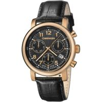 Herren Wenger Urban Classic Chrono Chronograph Watch 011043107