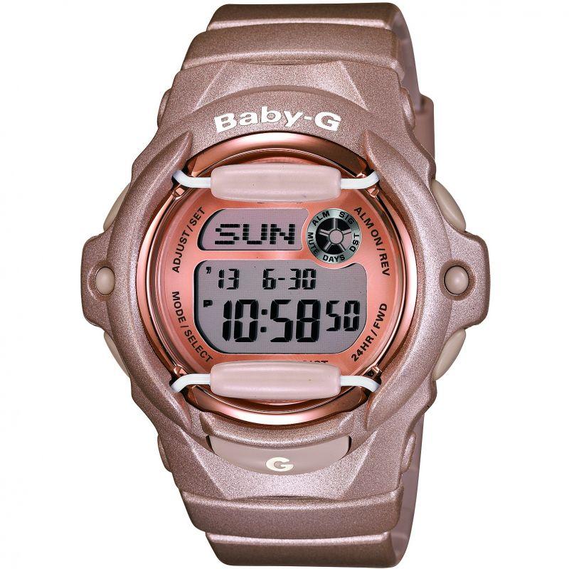 femme Casio Baby-G Alarm Watch BG-169G-4ER