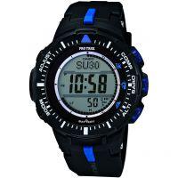 Herren Casio Pro-Trek Alarm Chronograph Watch PRG-300-1A2ER