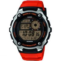 Mens Casio Sports Alarm Chronograph Watch
