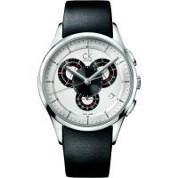 homme Calvin Klein Basic Chronograph Watch K2A27188