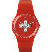 Unisex Swatch Around The Clock