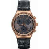 Mens Swatch Irony Chrono Chronograph Watch