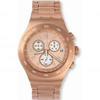 Unisex Swatch Chronograph Watch YOG408G