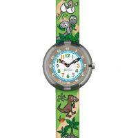 Enfants Flik Flak Sauruses Return Montre
