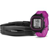Unisex Garmin Forerunner 25 Bluetooth Intelligent HRM Bündel Wecker Chronograf Uhr