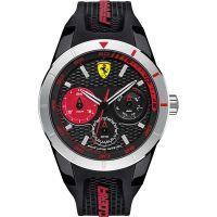 homme Scuderia Ferrari RedRev T Watch 0830254