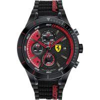 Herren Scuderia Ferrari RedRev Evo Chronograph Watch 0830260