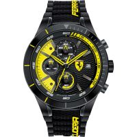 homme Scuderia Ferrari RedRev Evo Chronograph Watch 0830261