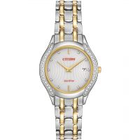 femme Citizen 30 Diamond Case Watch GA1064-56A