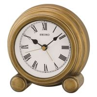 Seiko Clocks Mantel Alarm Clock