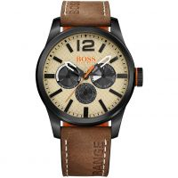 Mens Hugo Boss Orange Paris Watch