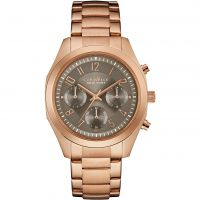Damen Caravelle New York Melissa Chronograph Watch 44L198