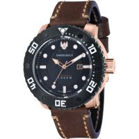 Herren Swiss Eagle Abyss Watch SE-9073-02