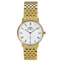 Mens Rotary Swiss Made Kensington Quartz Watch