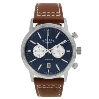 Herren Rotary Chronograf Uhr