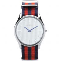 Herren Kennett Kensington Watch KSILWHBLRDNATO