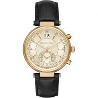 Femmes Michael Kors Sawyer Chronographe Montre