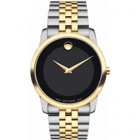 homme Movado Museum Classic Watch 0606899