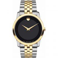 Herren Movado Museum Classic Watch 0606899