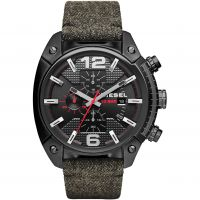 Herren Diesel Overflow Chronograph Watch DZ4373