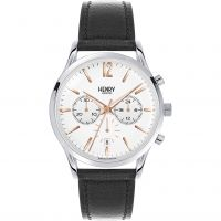 Herren Henry London Heritage Highgate Chronograph Watch HL41-CS-0011