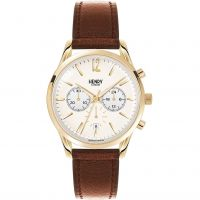 Unisex Henry London Westminster Chronograf Uhr
