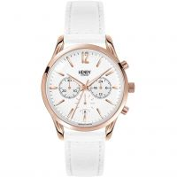 Unisex Henry London Heritage Pimlico Chronograph Watch HL39-CS-0126