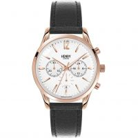 Unisex Henry London Heritage Richmond Chronograph Watch HL39-CS-0036