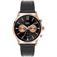 Herren Henry London Heritage Richmond Chronograph Watch HL41-CS-0042