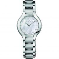 Damen Ebel Beluga Diamant Uhr
