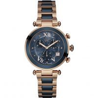 Damen Gc Lady Chic Chronograph Watch Y05009M7