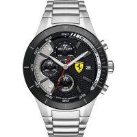 Herren Scuderia Ferrari RedRev Evo Chronograph Watch 0830263