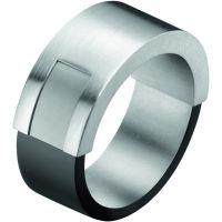 Herren Calvin Klein Edelstahl Magnet Ring Größe V