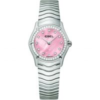 Damen Ebel Classic Diamond Watch 1216280