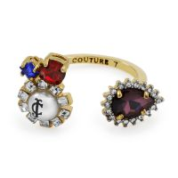 Joyería para Mujer Juicy Couture Jewellery Ring WJW610-710-7