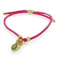 Ladies Juicy Couture PVD Gold plated Bracelet