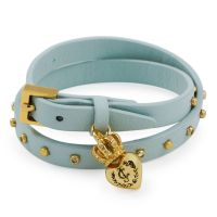 Damen Juicy Couture PVD Gold überzogen Armband