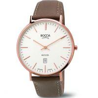 Herren Boccia Watch B3589-04