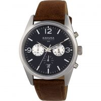 Mens Kahuna Chronograph Watch KCS-0011G
