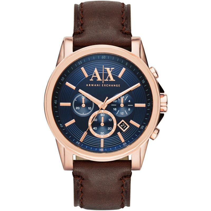 homme Armani Exchange Chronograph Watch AX2508