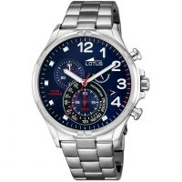 Herren Lotus Chronograph Watch L10126/3