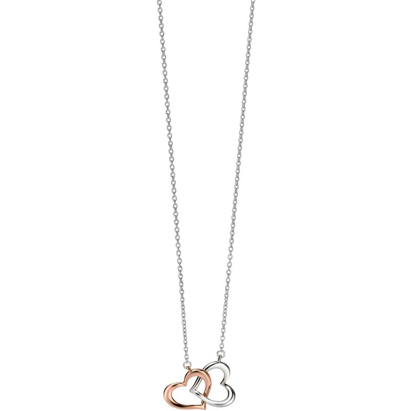 Ladies Fiorelli Sterling Silver Necklace N3722