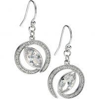 Ladies Fiorelli Sterling Silver Earrings E5077C